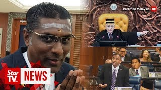 Jelutong MP: Baling MP accused speaker of being bias, I have never done that