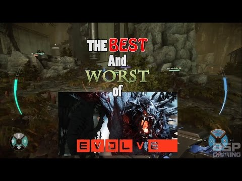DSP's Best and Worst of: EVOLVE