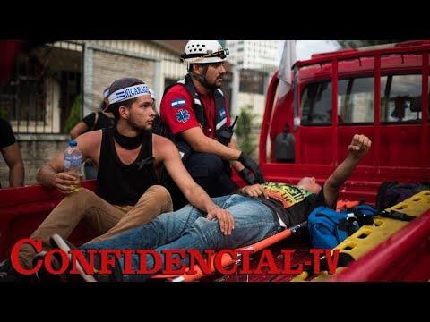 """Ortega masacra la """"madre"""" de todas las marchas pacíficas"""