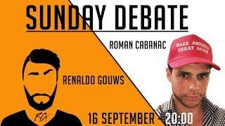 Sunday Debate | Roman Cabanac | 16 September 2018