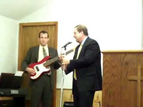 Bro Randy Webb Singing