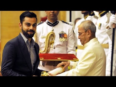 Padma Shri Award: Why Captain Virat Kohli deserved the top Indian civilian award