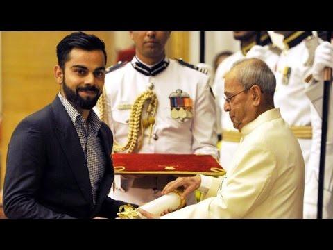 Padma Shri Award: Why Captain Virat Kohli deserved the top Indian civilian award