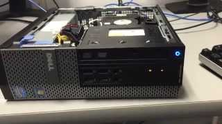 Dell Diagnostic Lights 1 and 3 on an Optiplex 790 Error Code Memory Bad