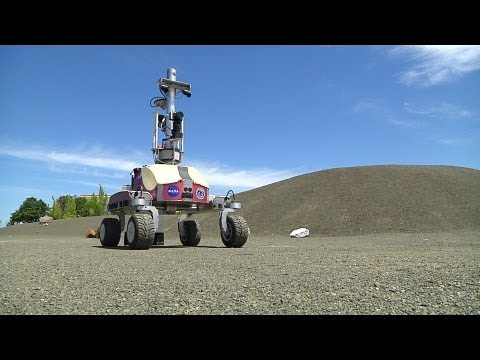 NASA Ames Conducts Surface Telerobotics Test