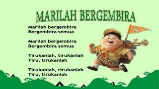 Lagu Pramuka Siaga - MARILAH BERGEMBIRA