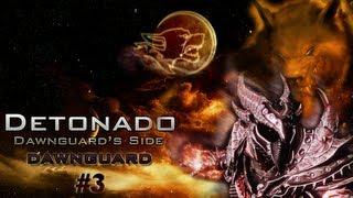 Dawnguard #3  [PC+MODS] - LAMBIZAME !! E A SERANA!  // Blackstar Gem Tutorial!!