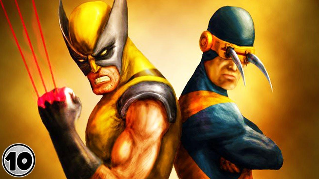 Top 10 Most Powerful Alternate Versions Of Cyclops