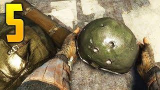 Betrayal   Metro Last Light - Episode 5 (Gameplay Walkthrough)