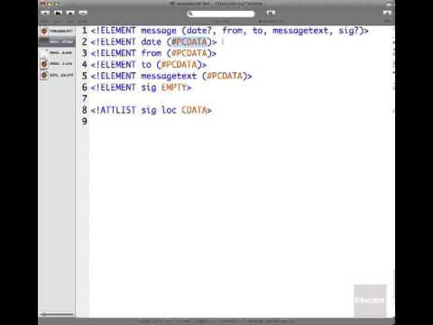 validating xml schema c