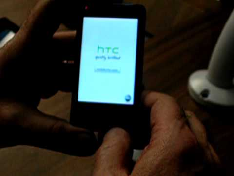 hTC Touch2.MOV