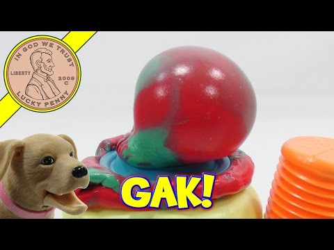 Nickelodeon GAK Inflator, Pump It & Pop It