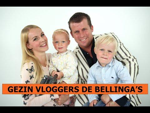"FAMILIE VLOGGERS "" DE BELLINGA'S"" | #Bellinga Youtube Trailer 2016"