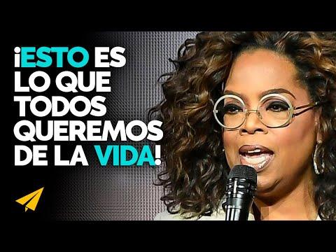 Cómo Tomar el CONTROL de tu VIDA | Oprah Winfrey en Español: 10 Reglas para el éxito