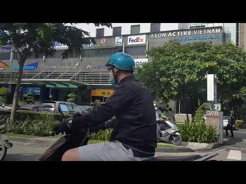Vietnam - Ho Chi Minh City (Saigon) - Taxi from Tân Sơn Nhất international Airport 1
