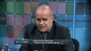 Claudio, papá de Zaira Rodríguez - LaNoticiaWeb TV 2dic2018