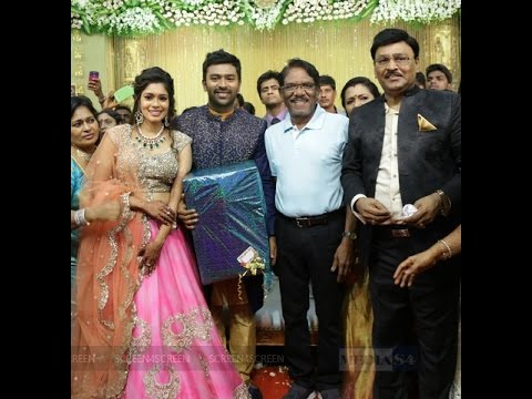Shanthanu - Keerthi - Wedding Reception - Photos - Set 1