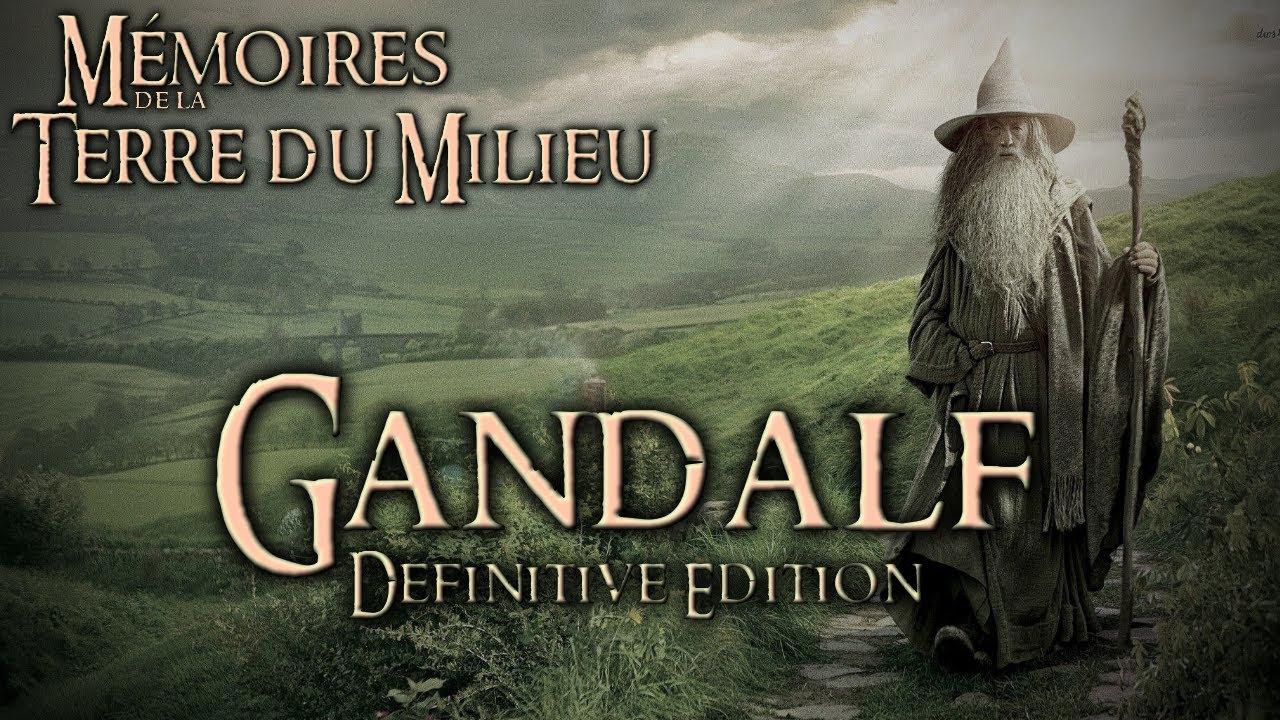 Download Mémoires de la Terre du Milieu - GANDALF Definitive Edition