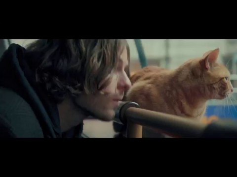 A Street Cat Named Bob - Bus Clip - At Cinemas November 4