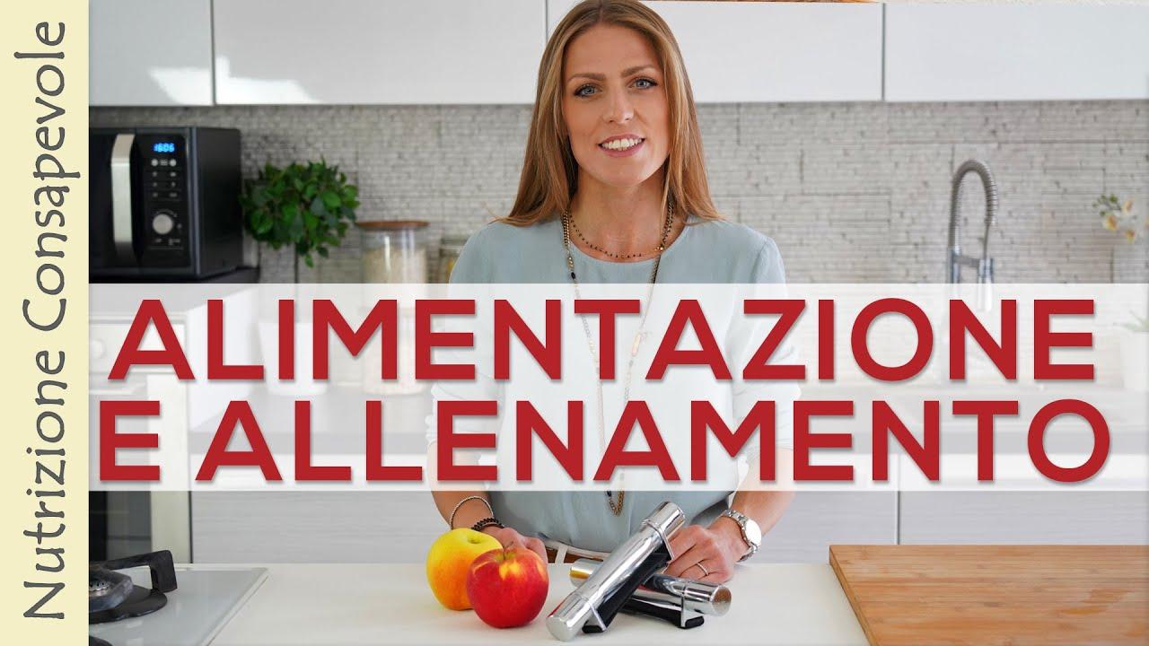 Nutrizione Consapevole: Perché è Importante Curare L'Alimentazione Se Ti Alleni