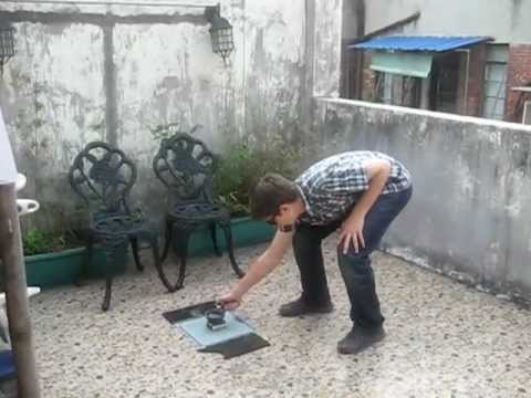 Ignition of Fe3O4 Thermite