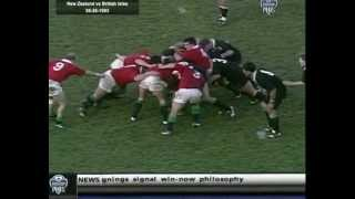 Rugby Test Match 1993 (2nd) - New Zealand vs. British Lions