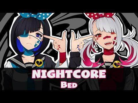 Nightcore - Bed (Lyrics) [Nicki Minaj feat. Ariana Grande]