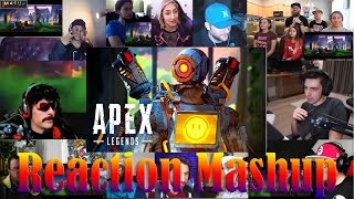 Apex Legends - Official Cinematic Launch Trailer REACTION MASHUP