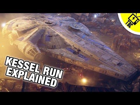 Star Wars' Kessel Run Explained (The Dan Cave w/ Dan Casey)
