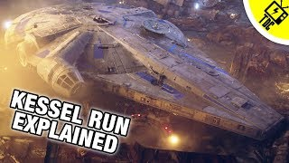 Star Wars' Kessel Run Explained (The Dan Cave w/ Dan Casey)