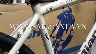 Xe đạp Touring BIANCHI (chính hãng)- Hàng nhập khẩu nguyên chiếc, mới 100%