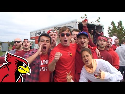 Illinois State Homecoming highlights 2015
