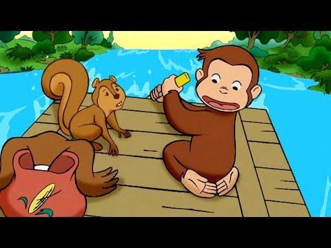 Jorge el Curioso en Español 🐵 Jorge Recorre el Río 🐵 Mono Jorge 🐵 Caricaturas para Niños