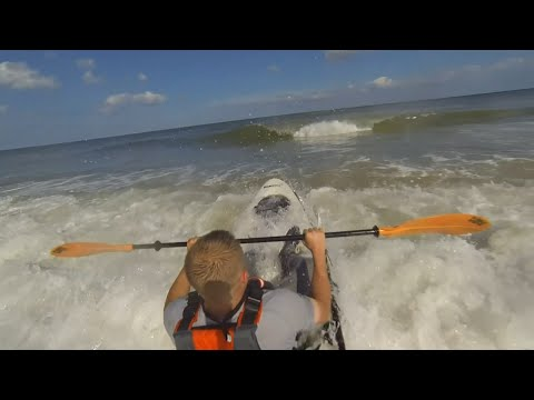 Kayak Excursion: Masonboro Island