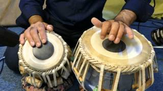 Tabla Lesson  # 68 Teen Taal Theka Tips