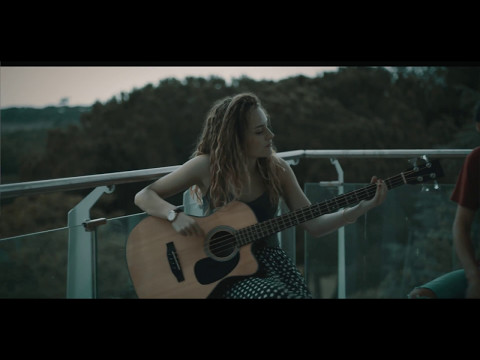 Ma?neskin - Back To Black COVER (Rooftop Sessions)