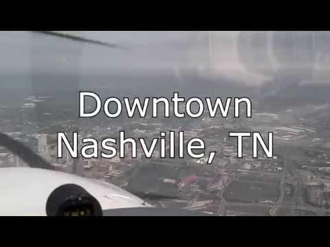 Flying With Chris Findley From Smyrna, TN (KMQY) To Nashville, TN (KJWN)
