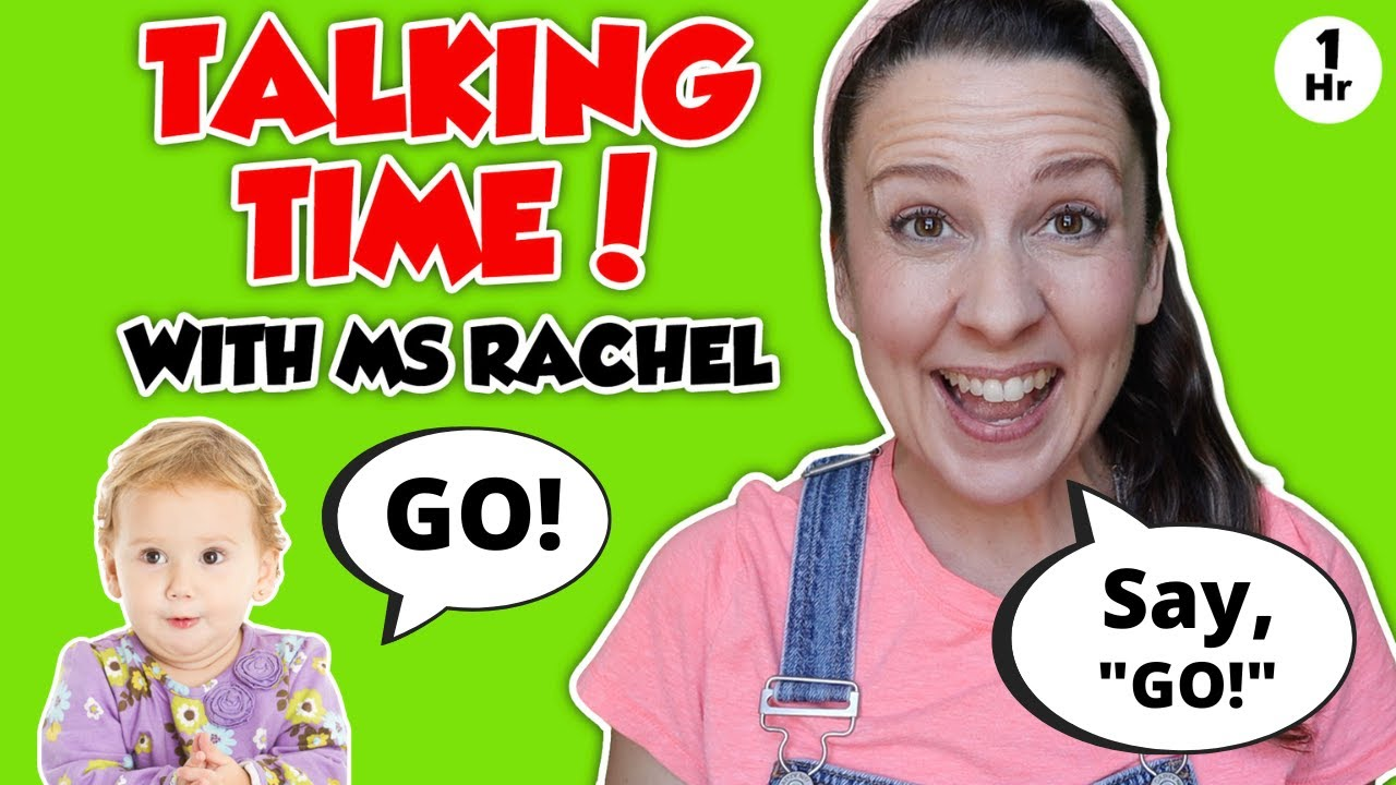 Speech Practice Video for Toddlers and Babies - Speech Delay Toddler - Learn To Talk Videos