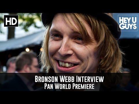 Bronson Webb Interview - Pan World Premiere
