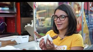 World Food Trucks | Ice Cream & Churros Episode 43