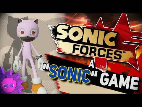 Sonic Forces: Disappointed but Not Surprised