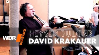 WDR BIG BAND feat. David Krakauer - Heyser Bulgar (Rehearsal)