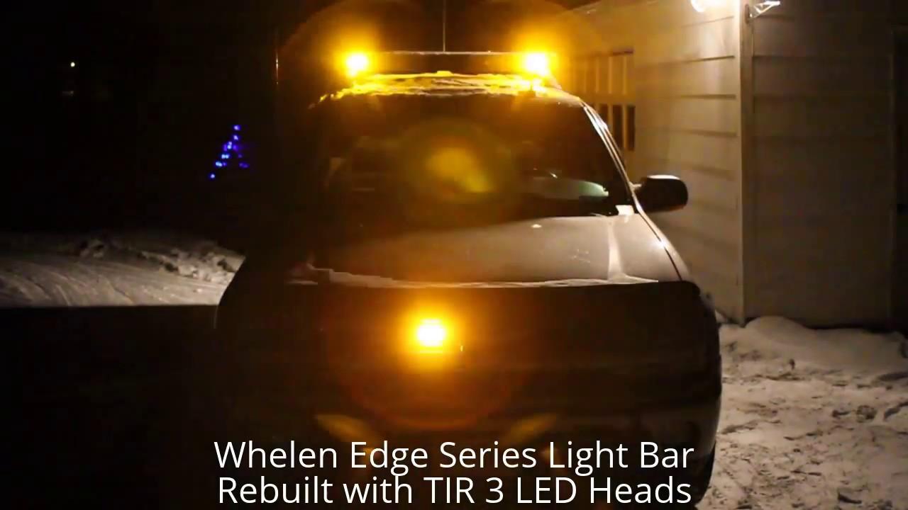 Whelen edge series lightbar rebuild 03 09 11 youtube whelen edge series lightbar rebuild 03 09 11 publicscrutiny Image collections