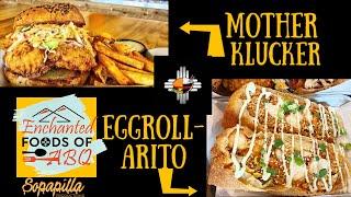 'Enchanted Foods of ABQ' - Kamikaze Kitchen