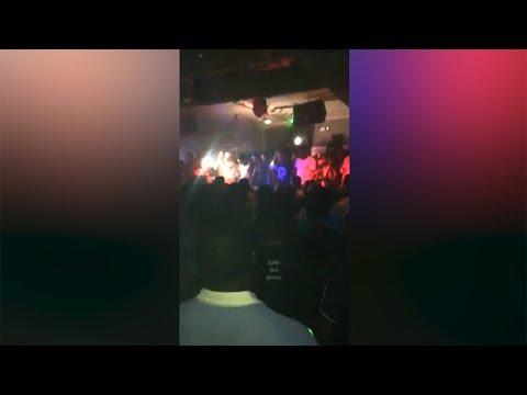 Video shows shooting in Little Rock, Arkansas nightclub Power Ultra Lounge