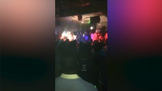 Video shows shooting in Little Rock, Arkansas nightclub Power Ultra Lounge