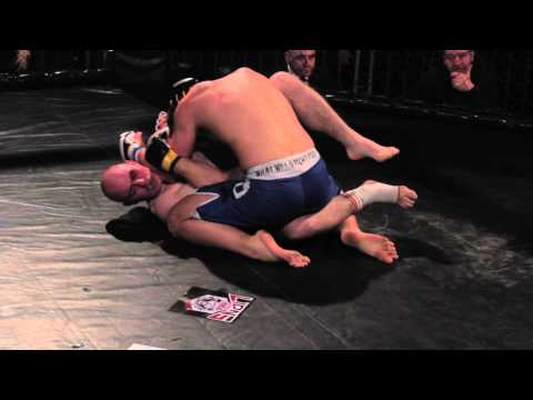 MMA Versus UK Presents Ryan Kay Vs. Carl Byrne