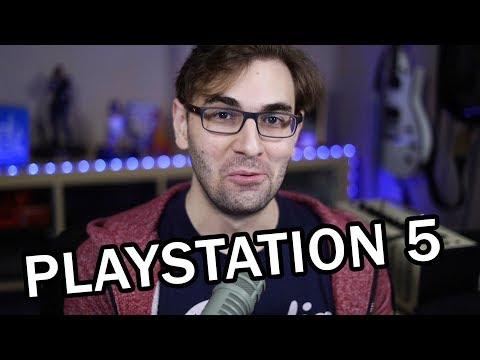 Informações sobre o PLAYSTATION 5!? | Próximo Console da Sony