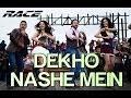 Download Dekho Nashe Mein - Race | Saif Ali Khan, Katrina, Bipasha & Akshaye Khanna | Shaan, Sunidhi & K.K. MP3 song and Music Video