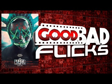 The Purge Election Year - Movie Review